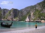 maya beach thailand kho phi