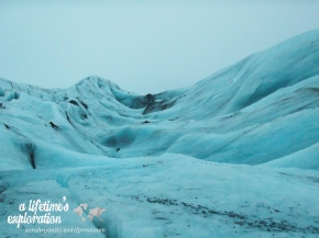 Iceland, ice, glacier, hike, winter