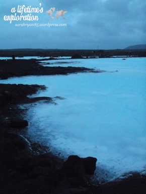 blue, lagoon, water, geothermal, volcano, volcanic, Iceland, spa, wellbeing, magical, nature, winter, night