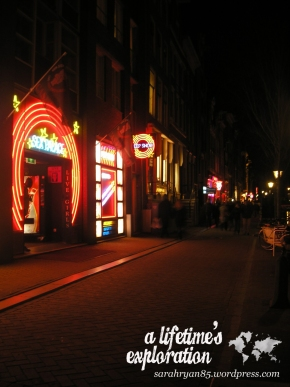 Holland, netherlands, culture, Amsterdam, red light district, entertainment, nightlife, neon,