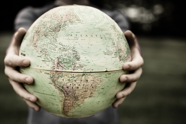 glove, world, travel, Earth, map, bucket list, countries, cities