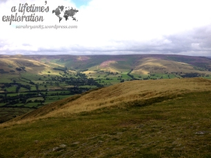 view, nature, mountain,peak district, mam for, walking, hiking, countryside, england, uk